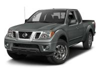 Look at this 2016 Nissan Frontier PRO-4X. Its Automatic