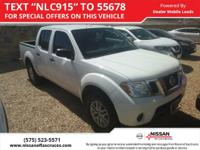 This 2016 Nissan Frontier SV is proudly offered by