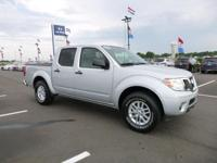 Clean CARFAX. Silver 2016 Nissan Frontier RWD 4.0L V6