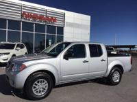 Silver 2016 Nissan Frontier SV RWD 5-Speed Automatic