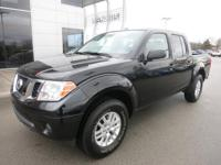 Options:  2016 Nissan Frontier Sv 2Wd|***Model