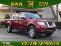 Options:  2016 Nissan Frontier: The Nissan Frontier Is