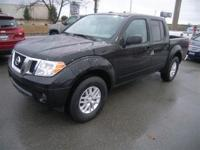Check out this gently-used 2016 Nissan Frontier we
