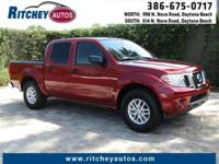 LOW MILEAGE 2016 NISSAN FRONTIER S**CREW CAB**CLEAN CAR