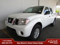 Options:  2016 Nissan Frontier|Crew Cab|Carfax