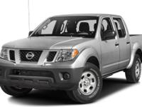Options:  2016 Nissan Frontier S|Miles: 14753Color: