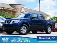 2016 Nissan Frontier in Blue. Come to the experts! All