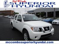 Safe and reliable, this Used 2016 Nissan Frontier SV
