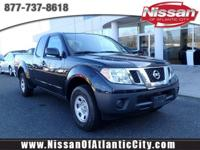Look at this 2016 Nissan Frontier S. Its Automatic