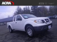 2016 Nissan Frontier, key features include:  Electronic