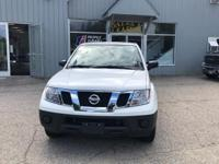 Introducing the 2016 Nissan Frontier! A great vehicle
