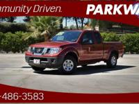 Clean CARFAX. Recent Arrival!  2016 Nissan Frontier S