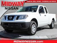 2016 Nissan Frontier SAwards:  * JD Power Initial