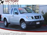 2016 Nissan Frontier S in Silver starred featured