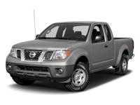 Frontier S I4, 2.5L I4 DOHC, 5-Speed Automatic with