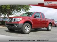 2016 Nissan Frontier King Cab S, *** 1 FLORIDA OWNER