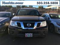 2016 Nissan Frontier S 2.5L I4 DOHC ABS brakes,
