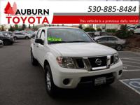 TOWING PACKAGE, 4WD, CRUISE CONTROL! This 2016 Nissan