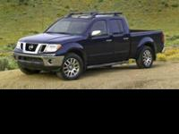2016 Nissan Frontier ! Featuring a 4.0L V6 and only