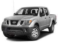 Options:  2016 Nissan Frontier |Miles: 441Color: