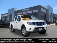 Options:  2016 Nissan Frontier Crew Cab Crew Cab Sv
