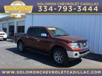 Options:  2016 Nissan Frontier |Miles: 30729Color: