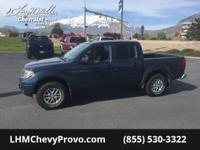 Only 11,225 Miles! This Nissan Frontier boasts a