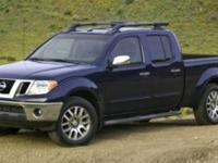Options:  4-Wheel Abs 4-Wheel Disc Brakes 4X4 5-Speed