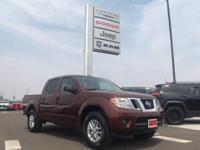 Options:  2016 Nissan Frontier||1St And 2Nd Row Curtain