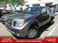 Options:  2016 Nissan Frontier|4X2 Sv 4Dr Crew Cab 5
