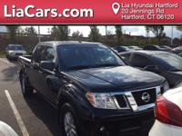 2016 Nissan Frontier in Magnetic Black, Back Up Camera,