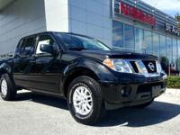 This outstanding example of a 2016 Nissan Frontier SV