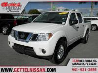 Options:  2016 Nissan Frontier Sv|White|**One Owner**