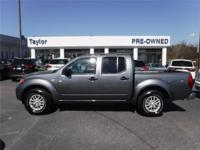 New Arrival! This 2016 Nissan Frontier SV 4x2 Crew Cab