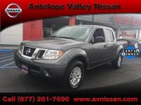 2016 Nissan Frontier SV Nissan Factory Certified 7Yr