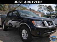 Just Reduced! This Frontier features: Bluetooth, Tow