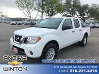 This used Nissan Frontier SV is now for sale in San