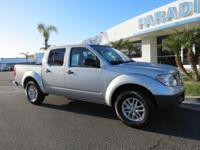Options:  2016 Nissan Frontier 2Wd Crew Cab Swb Auto