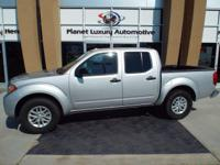 Options:  2016 Nissan Frontier Sv|Silver/|V6 4.0 L