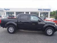 PREMIUM KEY FEATURES ON THIS 2016 Nissan Frontier