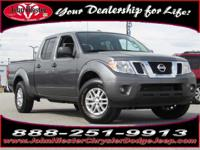 Options:  2016 Nissan Frontier Sv|Gray|Balance Of