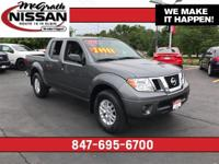2016 Nissan Frontier SV CARFAX One-Owner. Clean Vehicle