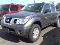 Look at this 2016 Nissan Frontier SV. Its Automatic