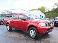 Recent Arrival! 2016 Nissan Frontier Clean CARFAX. 4WD,