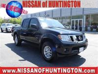 Only 4,036 Miles! This Nissan Frontier delivers a