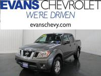 SV Package!! Crew Cab!! Six Cylinder!! Heated Seats!!