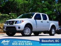 2016 Nissan Frontier in Silver. 4WD. Stability and