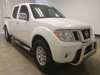 This superb 2016 Nissan Frontier is the low-mileage