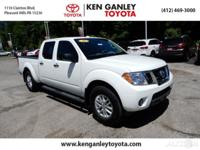 2016 Nissan Frontier SV CARFAX One-Owner. Clean CARFAX.