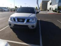 For a smoother ride, opt for this 2016 Nissan Frontier